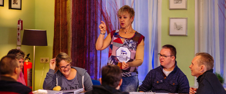 Gors Cursus leren grenzeloze ondersteuning Zeeland