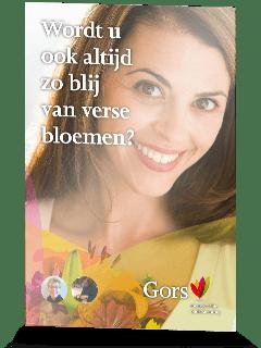 Folder Bloemstuk ACO Gors Zeeland