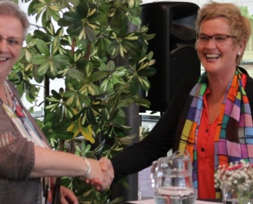 Feestelijke start samenwerking Ter Weel in Randhof